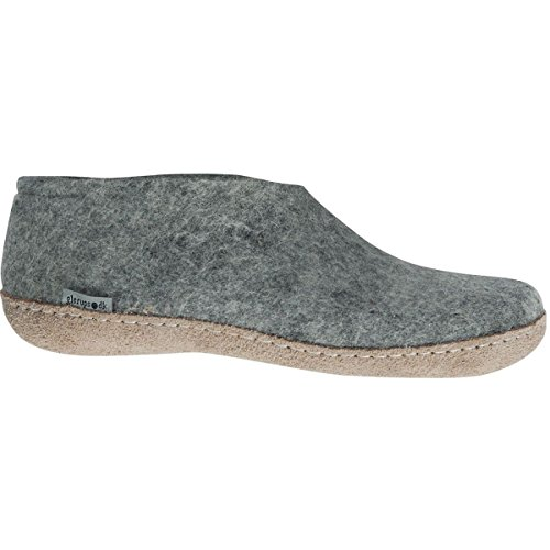 Glerups–Zapatillas, color gris -