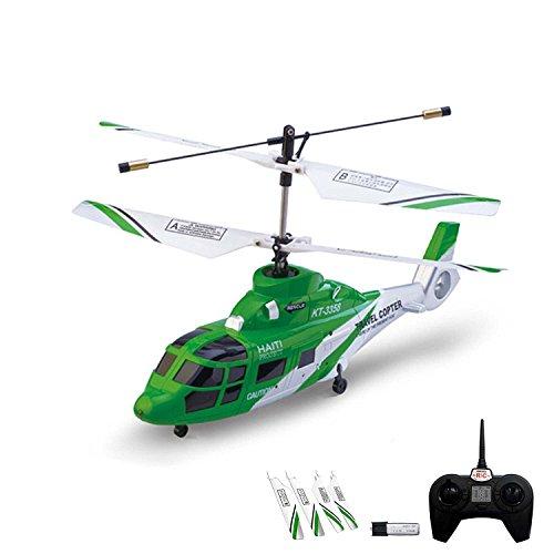 4,5canaux 2.4GHz RC Mini Gyro hélicoptère avec kit d'accessoires