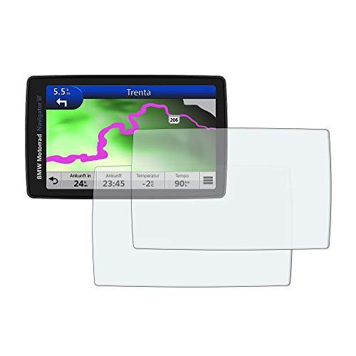 Speedo Angels SABM20NG2 Nano Glas Screen Protector voor BMW Navigator VI, 2 x Ultra Clear