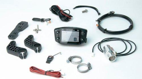 09-14 SUZUKI LTZ400: Trail Tech Voyager GPS Computer Kit - Stealth -