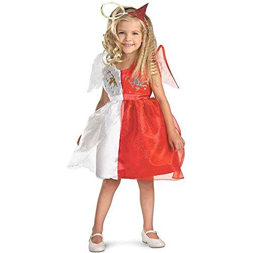Disguise Devilish Angel Toddler Costume