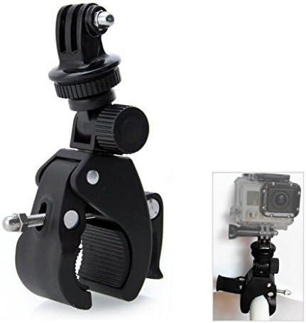 O RLY - Soporte de manillar de bicicleta para cámara Monta tu manillares, sillines, palos de esquí GoPro Hero 4 5 6 SJCAM SJ4000 SJ5000 Action Cam: Amazon.es: Electrónica