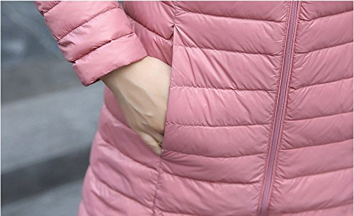 Sección Bread Invierno Delgada Student De Jacket Outwear Frivolous Eiderdown Down Larga E Female Coat xnBIpqH