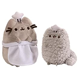 Pusheen and Stormy Birthday Plush 7