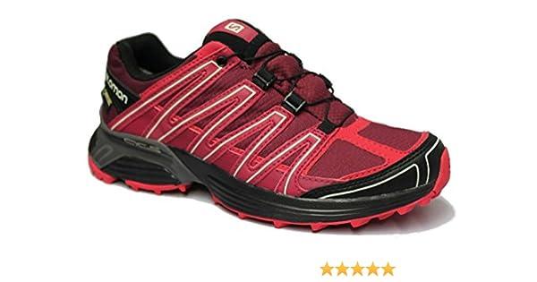 Salomon Zapatillas para mujeres para correr Zapato XT Tucana GTX W ...