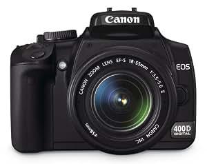 Canon EOS 400D - Cámara Réflex Digital 10 MP (Objetivo EF-S 17-85mm f/4-5.6 IS USM)