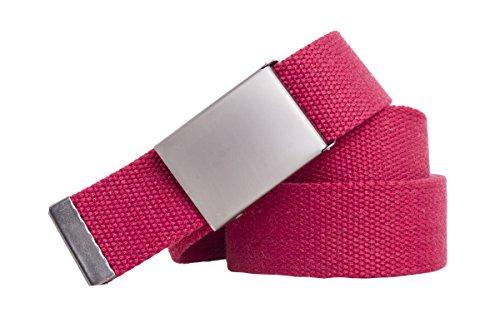 Schnalle Cintura In Cm Colori X Starke Xxl Accorciare Tanti 160 Dunkelrot Da Shenky Tessuto4 rxtQoshBdC