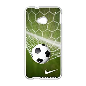 Just Do It Football Hot Seller Stylish High Quality Hard Case For HTC M7