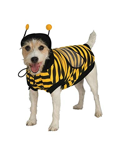 Rubie's Bumble Bee Pet Costume, Large -
