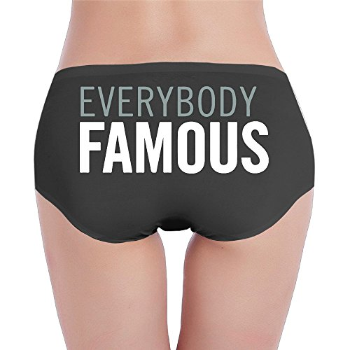 Women's Everybody Famous Everybody's Famous Underpant Hispter Panty