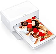 Victure Impresora fotográfica, impresora de fotos instantánea para imprimir (4 x 6) pulgadas fotos desde tu te