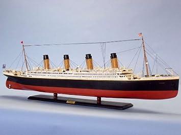 Amazoncom Remote Control RMS Titanic Limited Ready To Run - Remote control cruise ship