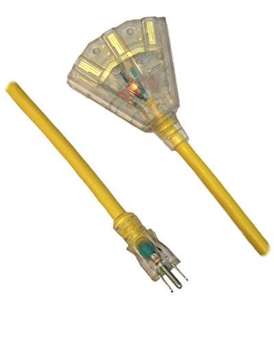 Watt's Wire 12 Gauge Extension Cords