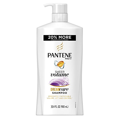 Pantene Pro-v Sheer Volume Shampoo, 30.4 Fl Oz, 2.21 Pound