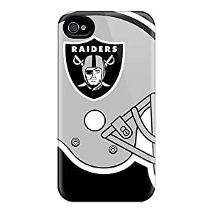 Hot Oakland Raiders First Grade Tpu Phone Case For Iphone 6 Case Cover