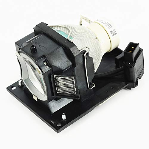 - AWO Original Projector Bare Lamp Bulb DT01435 with Housing for HITACHI HCP-240X,HCP-280X,HCP-340X,HCP-380X