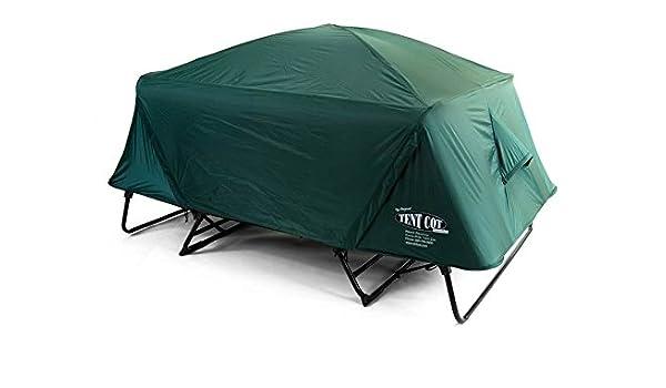 Kamp-Rite tienda de campaña Cuna doble rainfly (Verde): Amazon.es: Deportes y aire libre