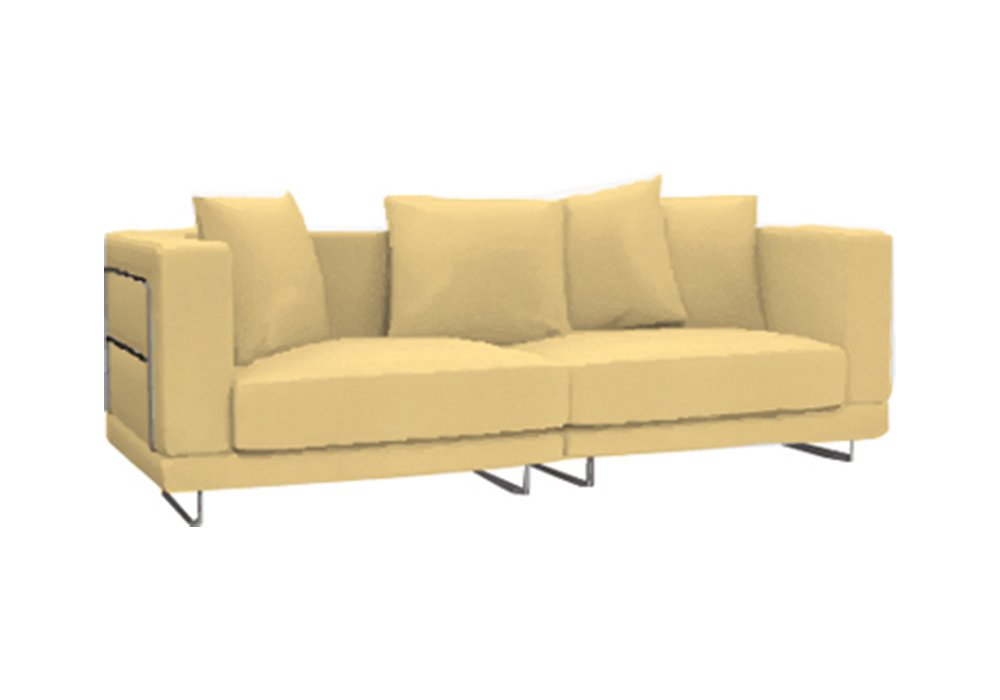Fabulous Herzers Slipcover Fits For Ikea Tylosand 3Seater Sofa Broom Gmtry Best Dining Table And Chair Ideas Images Gmtryco