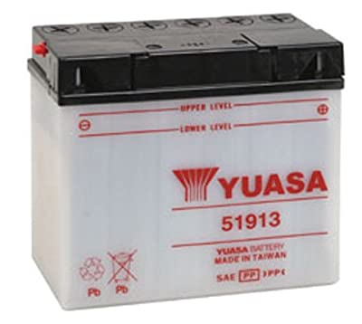 YUASA 51913 YUMICRON-12 VOLT BATTERY, Manufacturer: YUASA, Part Number: 920-206-AD, VPN: YUAM2219A-AD, Condition: New