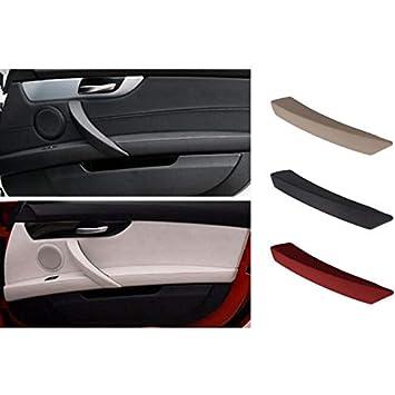 Nero SODIAL Front Auto Destra Porta Interna Maniglia del Pannello Pull Trim Cover Auto Interno Porta Manopola Styling Decor Accessori per Z4 E89