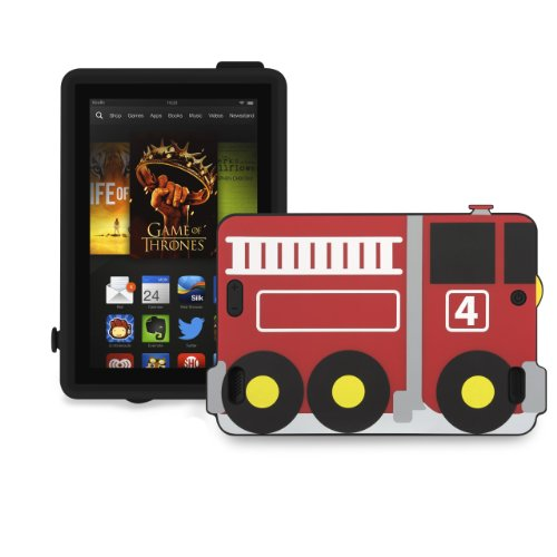 Incipio Firetruck Kids Case for the Kindle Fire HD 7 (will only fit 3rd generation)