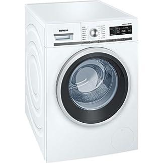 Siemens iQ700 WM16W540 Waschmaschine / 8,00 kg / A+++ / 137 kWh / 1.600 U/min / Schnellwaschprogramm / Nachlegefunktion / aquaStop 5