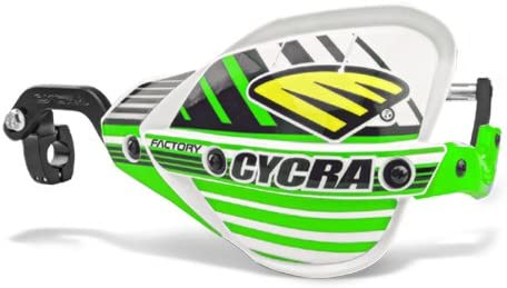Cycra 7405-33X Red 7//8 Factory Edition Center Reach Mount Kit
