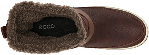 Cocoa Marrone Donna Stivaletti Brown Cocoa ECCO II Chase Brown55778 wqSZRZ0