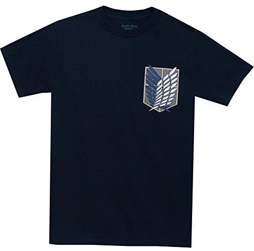 Attack On Titan Survey Corps Mens T-shirt