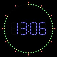 LED Studio Clock