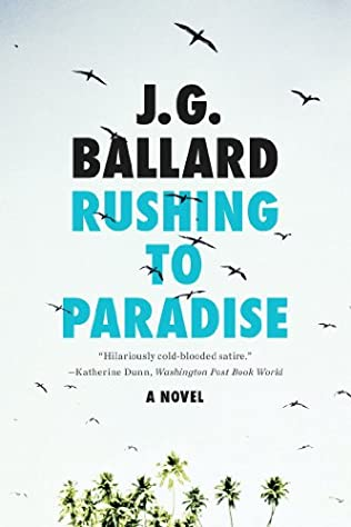 book cover of Rushing to Paradise
