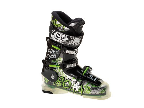 Freeride Touring Boot - Roxa 2014-15 Freesoul 6 Ski Boots, 27.5, Mix/Black/Black