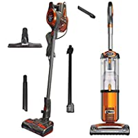 Shark Rocket Vacuum + Rocket Ultralight Vacuum, Orange, Certified Refurbished