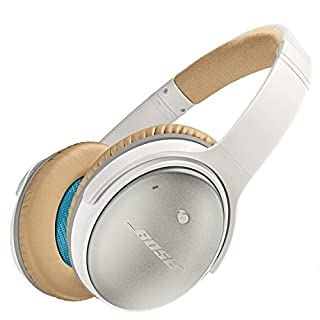 Bose QuietComfort 25 Acoustic Noise Cancelling Headphones for Apple devices - White (Wired 3.5mm) (B00M1NEUA0) | Amazon price tracker / tracking, Amazon price history charts, Amazon price watches, Amazon price drop alerts