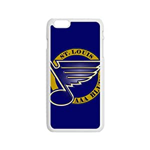 New Style Custom Picture st louis aaa blues Phone Case for Iphone 6