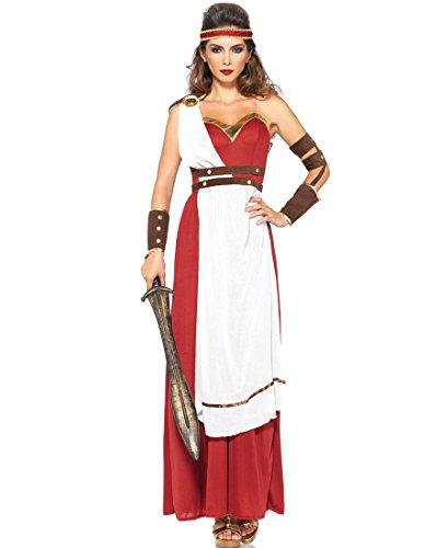 Leg Avenue 85383 Spartan Goddess Halloween Costume - Multicolor - Medium/Large]()