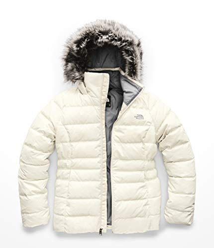 (The North Face Women's Gotham Jacket II Vintage White Small)