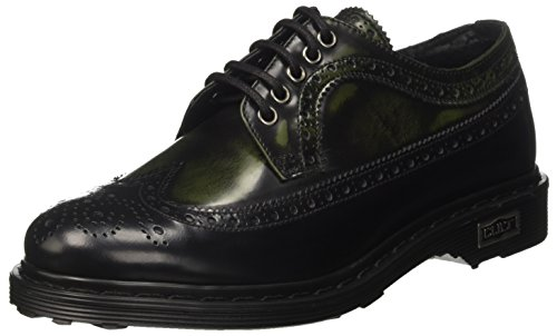 Black Military Stringate 491 Donna Sabbath Basse Cult Low Oxford Green Multicolore Scarpe wzAvqxTO