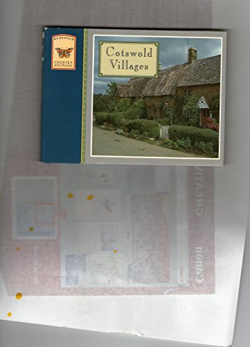 Cotswold Villages (Weidenfeld Country Miniatures)