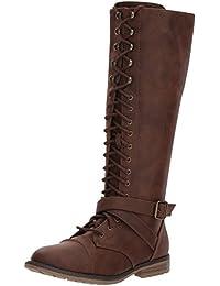 Topline Women's Devon Combat Boot