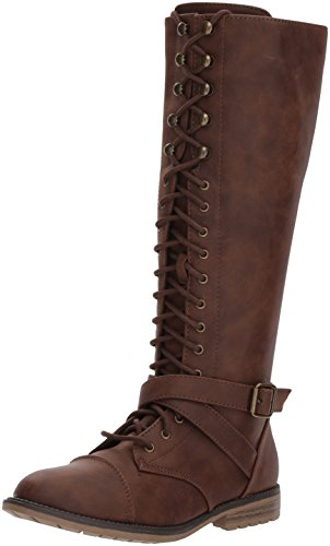 Topline Women's Devon Combat Boot
