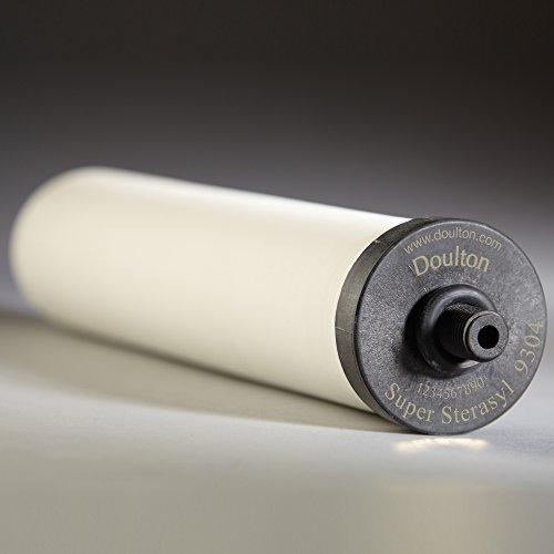 (Doulton W9121750 10-Inch Super Sterasyl Ceramic Filter Candle)