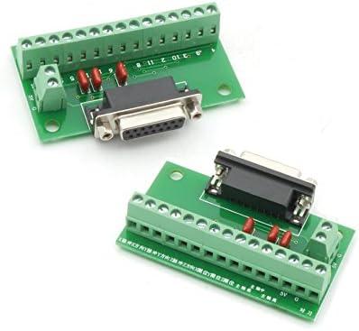 3 Axis NC Studio Ncstudio tarjeta de control de movimiento PCI interfaz adaptador multiconector Junta para CNC Router grabado fresadora: Amazon.es: Bricolaje y herramientas