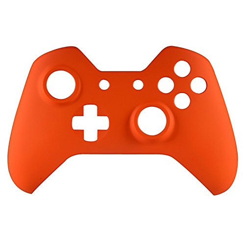 eXtremeRate Orange Faceplate Replacement Microsoft Controller product image