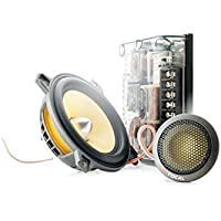 Focal K2 Power 100 KRS 4-Inch 2-Way Shallow-Mount Component Speaker Kit