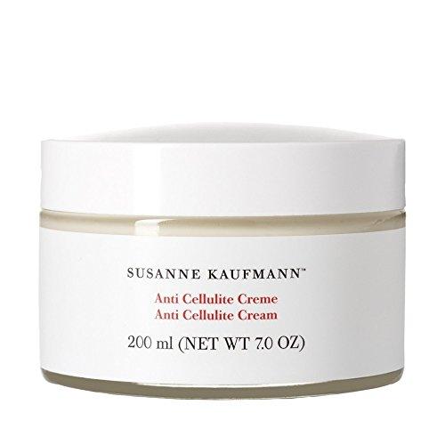 スザンヌカウフマン抗セルライトクリーム200ミリリットル x4 - Susanne Kaufmann Anti Cellulite Cream 200ml (Pack of 4) [並行輸入品]   B071V7CVQB