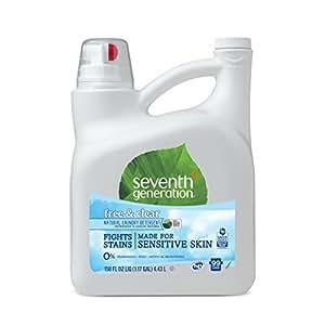 Seventh Generation Laundry Detergent Travel Size
