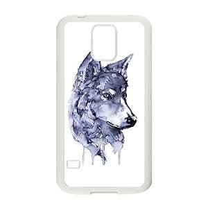 The Wolf Unique Design Hard Pattern Phone Case For Samsung Galaxy Case S3 TSL330641