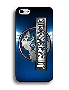 Iphone 6 Plus(5.5) Hard ANGSCASE Funny Design Jurassic World Phone Hard Case/Back