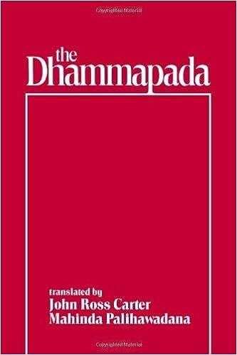 The Dhammapada (1998-07-02)